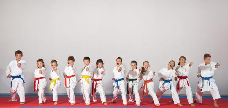 Arts martiaux enfants