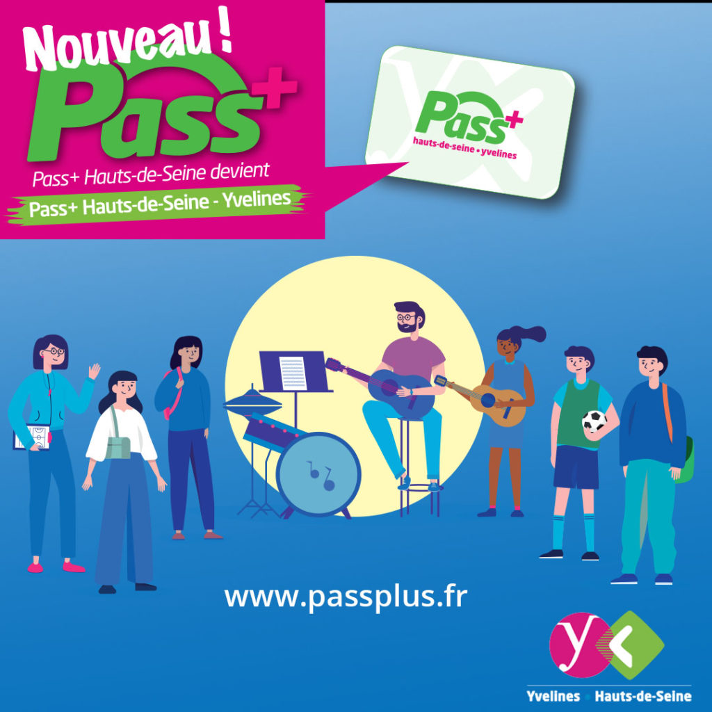 Image pass+ collégiens